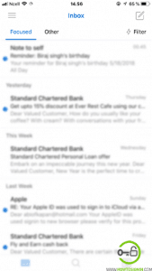 Hotmail Email Mobile Inbox