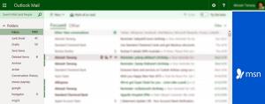 Hotmail Email Inbox