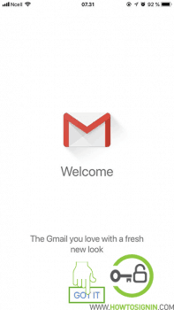 welcome to new gmail email inbox