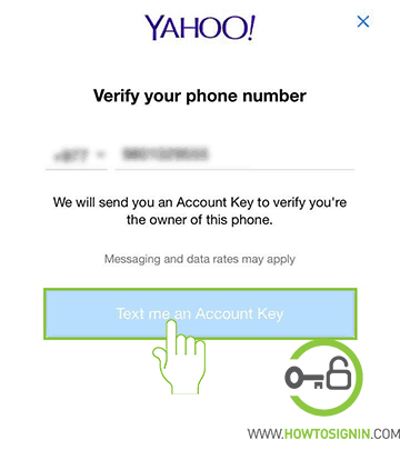 Messenger sign yahoo up new account create How to