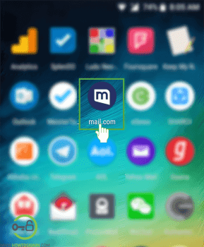 Mail.com mobile