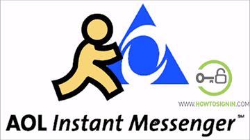 AIM messenger