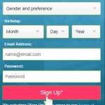 sign up zoosk free