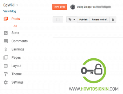 start posting for the blog