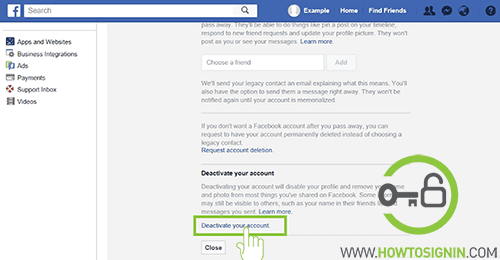 3 easy steps to delete Facebook account permanently