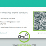 whatsapp web login