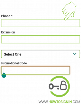 UPS signup contact information